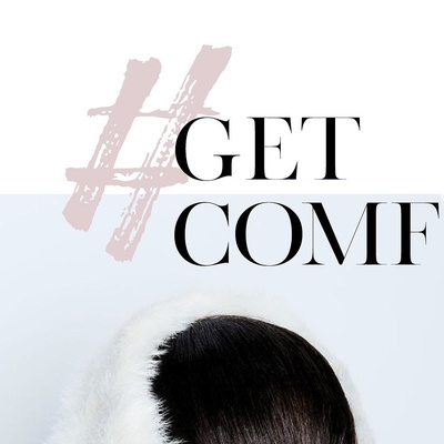 #getcomfortable and #cozy up with H&B !! Big things happening this week we can't wait to show all of you.  Xoxo Cam & Yoch  . . #hairandblush #hairandblushacademy #hairandblushonline