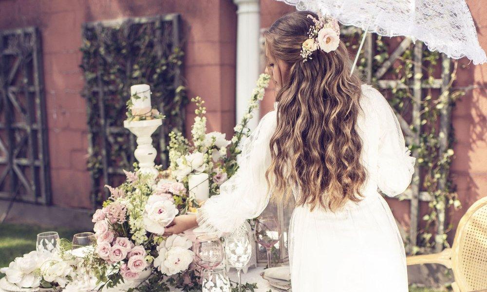 Summer Bridal Hair Course